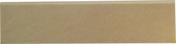 Plinthe carrelage pour sol en grès cérame émaillé MOMENTUM larg.8cm long.33cm coloris cream - Bande de chant mélaminé pré-encollé ép.4mm larg.23mm long.100m Anthracite - Gedimat.fr