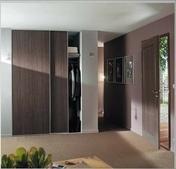 Kit rail et accessoires gris acier pour vantaux coulissants gamme plus long.1,53 m - Peinture sol semi-brillante intérieur/extérieur 0,5L gris souris - Gedimat.fr