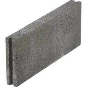 Planelle de rive béton haut.16cm long.1m - Bloc béton cellulaire linteaux horizontal U de coffrage ép.24cm larg.25cm long.300cm - Gedimat.fr
