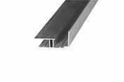 Profil de bordure pour toiture de véranda ép.16mm long.4,00m coloris alu - Gaine souple en aluminium isolée phonique et thermique diam.12,5cm long.5m - Gedimat.fr