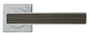 Ensemble de poign�es de porte PREMIUM sur rosace zamack chrom�/finition ch�ne cendr� � condamnation - Chauffe-eau st�atite mural vertical OLYMPIC 150L blanc  - Gedimat.fr