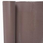 Protection de soubassement MAGRUFOL P6 ép.0,60mm rouleau larg.2,40m long.20m coloris brun - Modénature perforée pour enduits grattés avec jonc PVC coloris 262 bleu long.3m ép.10mm - Gedimat.fr