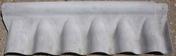 Faitière charnière NATURA à bords plats 6 ondes long.0,92m utile teinte naturelle - Bande de chant mélaminé pré-encollé ép.4mm larg.23mm long.100m Graphite - Gedimat.fr