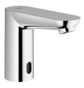 Mitigeur lavabo EUROECO COSMOPOLITAN GROHE infrarouge laiton chromé - Lavabos - Vasques - Lave-mains - Plomberie - GEDIMAT