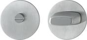 Ensemble rosaces rondes autocollantes pour ensemble de poignées de porte avec système QUICK FIT+ sur rosace inox mat à condamnation - Boulon tête carrée acier galvanisé à chaud diam.16mm long.20cm - Gedimat.fr