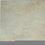 Carrelage pour sol en grès cérame émaillé ALASKA dim.43x43cm coloris gold - Tuile à douille AQUITAINE diam.150mm coloris paysage - Gedimat.fr