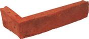 Plaquette d'angle en terre cuite PERUWELZ long.22cm larg.10,2cm haut.5cm coloris rouge - Treillis soudé carreleur type G maille 5x5 cm fils 1,8 et 1,4mm rouleau larg.1m long.50m - Gedimat.fr