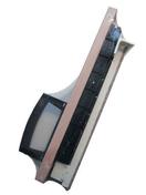 Kit de pose pro pour parquet et sol stratifié - Porte d'entrée PVC GALLUS droite poussant haut.2,00m larg.80cm blanc - Gedimat.fr