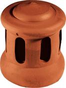 Lanterne grand modèle diam.120mm coloris flammé rustique - Feuille de stratifié HPL avec Overlay ép.0.8mm larg.1,30m long.3,05m décor Frêne d'Amé(rique finition Légère Structure Bois - Gedimat.fr