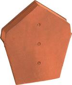Fronton pour faitière VALOISE coloris flammé rustique - Colonne de salle de bains LYRIC en MDF haut.1,20m blanche - Gedimat.fr