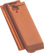 Demi-tuile VALOISE coloris flammé rustique - Pergola en kit alu laqué gris 7016 3x3m - Gedimat.fr