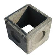 Rehausse béton RH30 avec emboitement int.30x30X33cm ext.36x36x33cm - Panneau polystyrène BD 50 UNIMAT SOL SUPRA ép.50mm larg.1,00m long.1,20m - Gedimat.fr