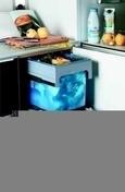 Poubelle encastrable écologique pour meuble larg.40cm mini contenance 2x34L - Accessoires cuisine - Cuisine - GEDIMAT