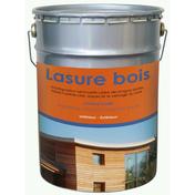 Lasure bois int�rieur/ext�rieur phase solvant semi-pelliculaire aspect satin� cir� ch�ne 5L - Traitements curatifs et pr�ventifs bois - Couverture & Bardage - GEDIMAT