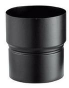 Réduction 180F/150F émaille noir mat - About d'arêtier pureau variable à emboîtement coloris mediterranea - Gedimat.fr