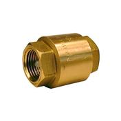 Clapet anti-retour universel laiton femelle-femelle diam.26X34mm sous coque de 1 pièce - Pompes et Accessoires - Aménagements extérieurs - GEDIMAT