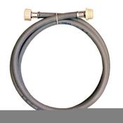 Flexible d'alimentation pour machine à laver droit diam.20x27mm long.1,5m en sachet de 1 pièce - Evacuation machine à laver - Plomberie - GEDIMAT