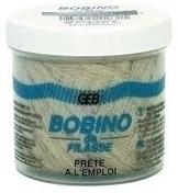 Filasse spécial gros raccord BOBINO 100g - Pâtes et Mastics sanitaires - Plomberie - GEDIMAT