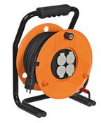 Enrouleur GARANT avec câble 25m HO7 RN-F 3G1,5 - Rallonges - Enrouleurs - Electricité & Eclairage - GEDIMAT