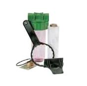 Kit de filtration anticalcaire Mono Vital avec cartouche 950g 2 mamelons mâle mâle 20x27 - Filtres - Cartouches - Plomberie - GEDIMAT