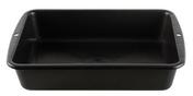 Auge de maçon plastique 25L haut.15,5cm larg.44cm long.61cm noir - Pince à décoffrer acier section 20mm long.80cm - Gedimat.fr
