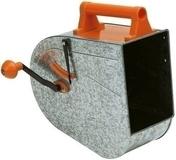 Machine à crépir tyrolienne LE MOUSTIC® MOB MONDELIN - Rive à rabat droite pour tuiles GRAND CRU et POMMARD coloris brun - Gedimat.fr