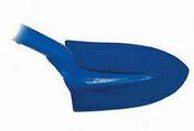 Pelle ronde col de cygne acier forgé 27cm sans manche - Outillage du maçon - Matériaux & Construction - GEDIMAT