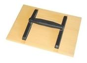 Taloche bois rectangulaire poignée ovale monobloc 27x14cm - Bouchon laiton rapide RSO pour tube cuivre diam.16mm 1 pièce - Gedimat.fr