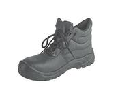 Chaussure de sécurité haute croûte de cuir S1 Taille 42 - Protection des personnes - Vêtements - Outillage - GEDIMAT