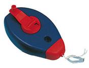 Cordeau traceur coton câblé diam.1mm long.15m boitier plastique bleu/rouge - Anneau de sangle larg.20mm long.1,20m - Gedimat.fr
