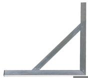 Équerre aluminium - 100x150cm - Rateau à béton 14 dents long.40cm emmanché bois haut.9cm - Gedimat.fr
