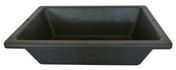Auge de maçon en matière caoutchoutée PROCHOK 35L noir - Rencontre 3 ouvertures, 1 faîtière 2 arêtiers coloris vieillie chateau - Gedimat.fr