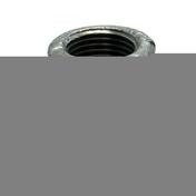 Manchon acier galvanisé double femelle égal FG270 diam.15x21mm avec lien 1 pièce - Poutre VULCAIN section 25x40 cm long.3,00m pour portée utile de 2.1 A 2.60m - Gedimat.fr