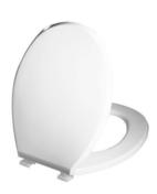 Abattant WC plastique polypropylène Blanc - Abattants et Accessoires - Salle de Bains & Sanitaire - GEDIMAT