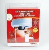 Kit chauffe-eau standard 7 bars 20x27 raccords bicône pour cuivre - Chauffe-eau et Accessoires - Salle de Bains & Sanitaire - GEDIMAT