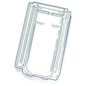 Tuile de verre COTE DE BEAUNE LAMBERT long.48,6cm larg.28,2cm - Tuiles et Accessoires - Couverture & Bardage - GEDIMAT