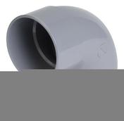 Coude PVC d'évacuation d'eau usée NICOLL mâle-femelle diam.63mm angle 87°30 coloris gris - Bois Massif Abouté (BMA) Sapin/Epicéa traitement Classe 2 section 60x80 long.9,50m - Gedimat.fr