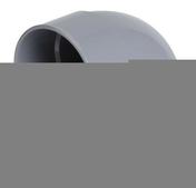 Coude PVC d'évacuation d'eau usée NICOLL mâle-femelle diam.80mm angle 87°30 coloris gris - Contreplaqué CTBX tout Okoumé PAINT ép.35mm larg.1,22m long.2,50m - Gedimat.fr