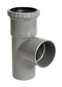 Culotte PVC NICOLL à joint de dilatation incorporé MF 87°30 diam.100mm - Plan de travail iroko massif brut lamellé-abouté larg.65cm long.1,54m ép.32mm à finir - Gedimat.fr