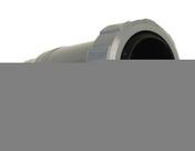 Manchon de dilatation vertical PVC NICOLL mâle-femelle diam.50mm coloris gris - GEDIMAT - Matériaux de construction - Bricolage - Décoration