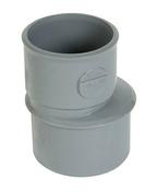 Réduction extérieure PVC NICOLL mâle diam.50mm femelle diam.40mm coloris gris - Poutrelle précontrainte béton RS 111 long.1,80m - Gedimat.fr