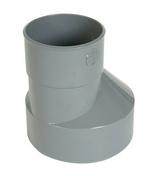 Réduction extérieure PVC NICOLL mâle diam.160mm femelle diam.100mm coloris gris - Assécheurs WITO 04 DA - Gedimat.fr