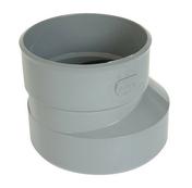 Réduction extérieure PVC NICOLL mâle diam.200mm femelle diam.160mm coloris gris - Assécheurs WITO 04 DA - Gedimat.fr