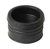 Tampon de réduction élastomère mâle femelle pour raccordement tube métal/tube PVC diam.40mm - Laine de verre en panneau PRK 38 revêtue kraft ép.75mm larg.60cm long.1,35m - Gedimat.fr
