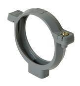 Collier de fixation à bride en PVC diam.80mm - Contreplaqué CTBX tout Okoumé PAINT ép.35mm larg.1,22m long.2,50m - Gedimat.fr