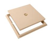 Tampon de sol PVC avec cadre dim.30x30cm coloris sable - Doublage isolant plâtre + polystyrène PREGYSTYRENE TH38 ép.10+90mm larg.1,20m long.2,50m - Gedimat.fr