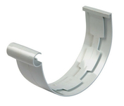 Jonction à coller pour gouttière PVC de 33 NICOLL JNC33 coloris gris - Enduit monocouche lourd grain moyen MONODECOR GM sac de 30kg coloris J112 - Gedimat.fr
