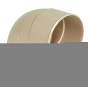 Coude PVC pour tube de descente de gouttière NICOLL diam.100mm angle 87°30 mâle femelle coloris sable - Rond Pin des Landes sans nœud D.20mm long.2m - Gedimat.fr