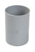Manchon PVC femelle femelle pour tube de descente de gouttière diam.100mm coloris gris - Bloc béton allégé ARGI 16 SUPER 33 ép.15cm haut.33cm long.60cm - Gedimat.fr