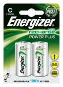 PILE RECHARGEABLE C 2500MAH 1.2V NIMH ENERGIZER B2 - Piles - Torches - Electricité & Eclairage - GEDIMAT